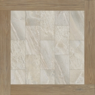 Magnetique White Inserto Root 60X60
