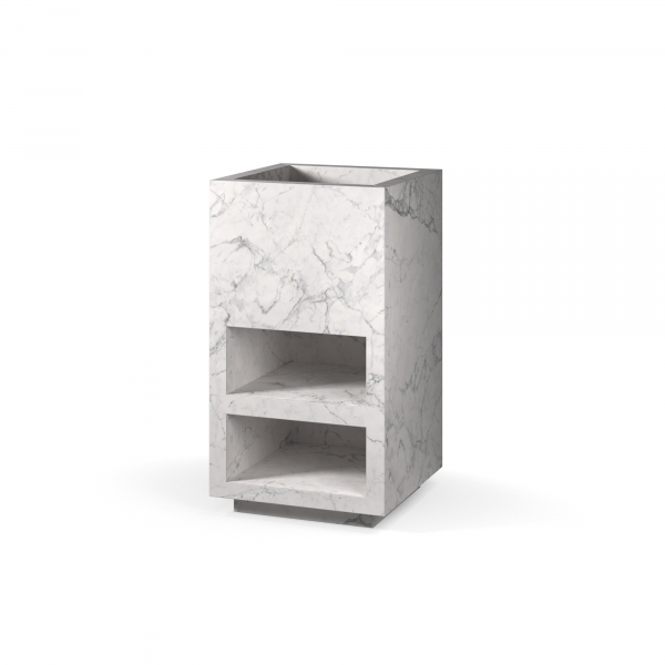 CUBE WATER BASIN SHELF 50